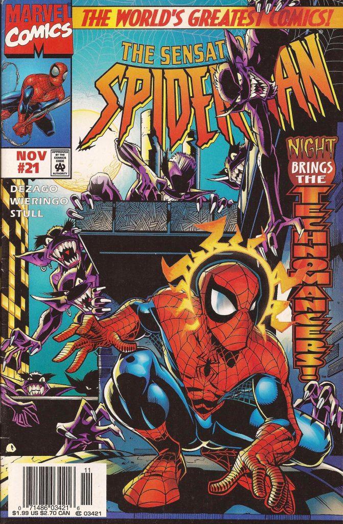 Sensational Spider-Man # 21 (2)